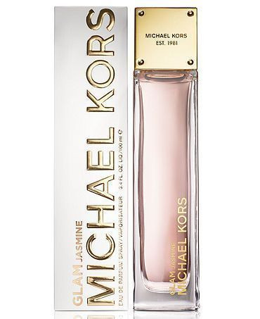 Glam Jasmine by Michael Kors 3.4oz Eau De Parfum Spray For Women