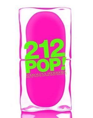 212 POP by Carolina Herrera 3.4oz Eau De Toilette Spray Women