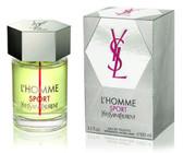 L'Homme Sport By Yves Saint Laurent Eau De Toilette Spray For Men 3.3oz