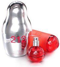 212  Silver Edition by Carolina Herrera 2.0oz EDT Women
