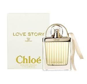 3fed9b03b865 Love Story by Chloe Eau De Parfum Spray For Women 2.5oz