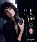 Black Opium By Yves Saint Laurent Eau De Parfum Spray Women 3.0oz