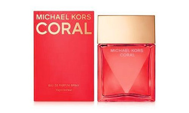 Michael Kors Coral Eau De Parfum Spray For Women 1.7oz