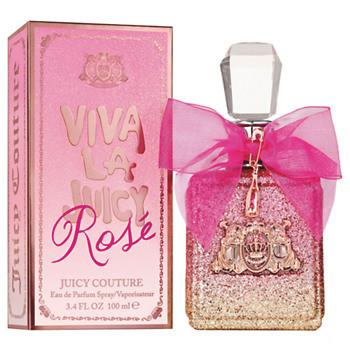Viva La Juicy Rose by Juicy Couture Eau De Parfum Spray For Women 3.4oz