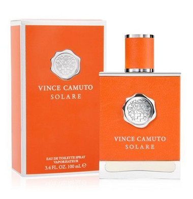 Vince Camuto Solare 3.4oz Men Eau De Toilette Spray