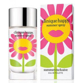 Clinique Happy Summer For Women 2013 Edition For Women 3.4oz