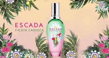 Escada Fiesta Carioca Eau De Toilette Spray For Women 1.7oz