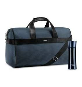 Armani Code by Giorgio Armani Set 2.5 oz Cologne With Duffle Bag Set