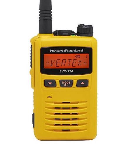 Vertex EVX-S24 Radio 32 Channels UHF [EVXS24-G7UN] (Yellow)
