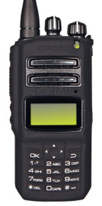 XTR550 Waterproof Digital / Analog Two-Way Radio UHF [XTR550U]