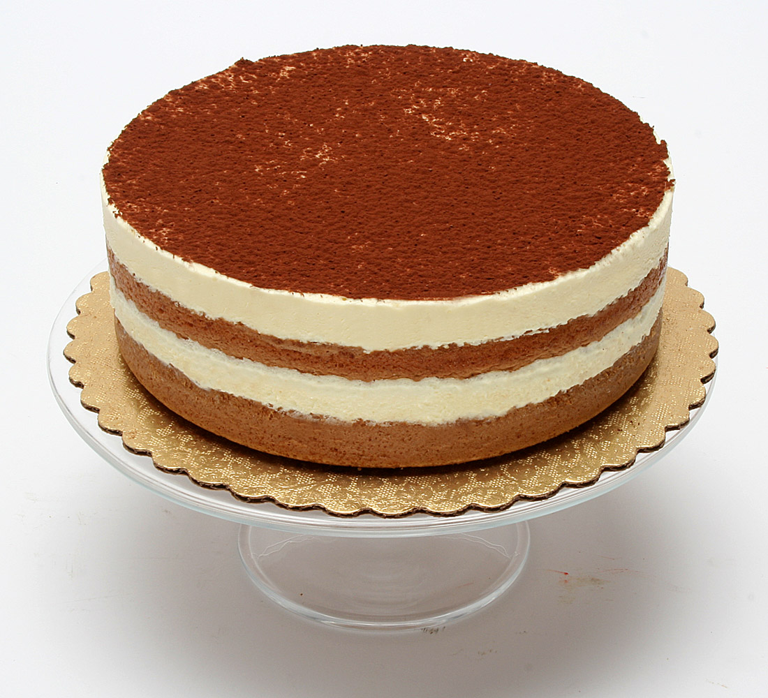 7 Quot Tiramisu Retail Cake Taste It Presents