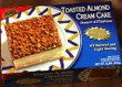 Boxed Toasted Almond Tray