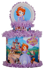 Sofia the first pinata