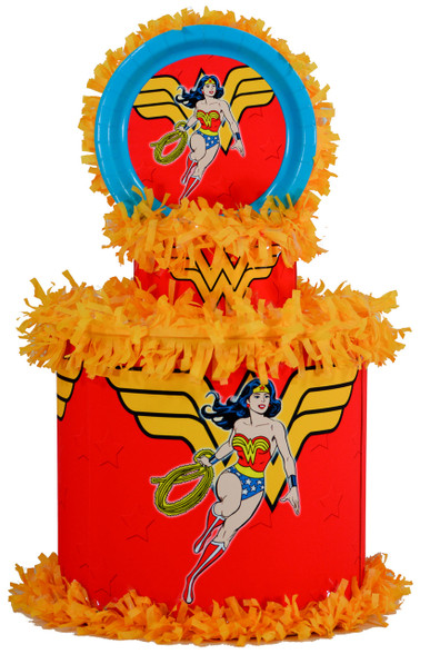 Wonder Woman pinata