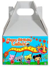 Ni Hao Kai Lan party favor box