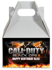 Call of Duty Black Ops II gable box