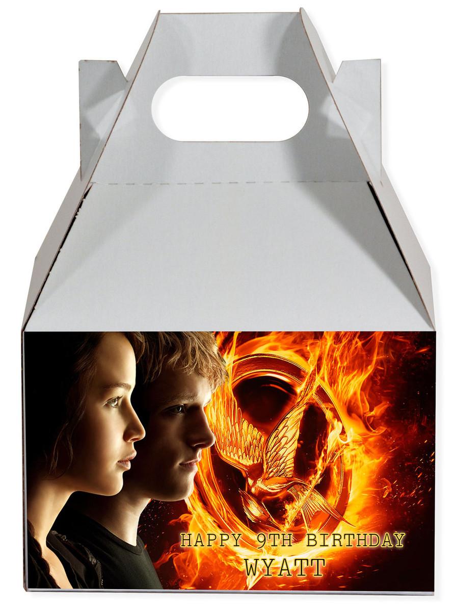 The Hunger Games Gable Box
