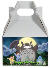 Totoro party favor box