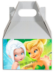 Tinkerbell party favor box