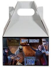 Hotel Transilvania party favor box