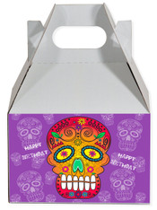 Sugar Skull gable box