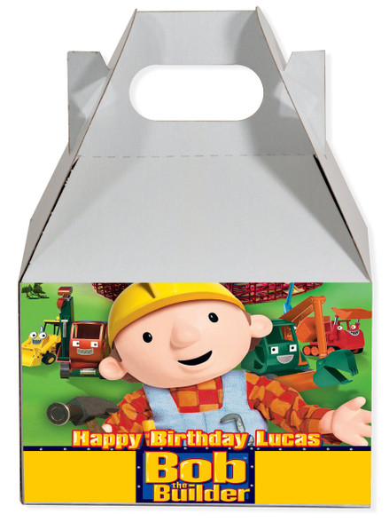 Bob the Builder gable box