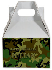 Camouflage, Army , Military gable box