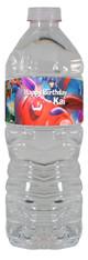 Big Hero 6 water bottle labels