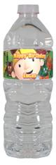 Bob the Builder water bottle label.
