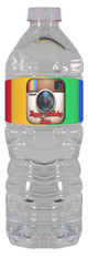 Instagram personalized water bottle labels