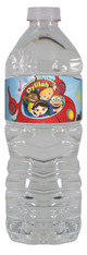 Little Einsteins personalized water bottle labels