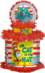 Cat in the Hat Personalized Pinata