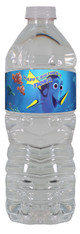 Finding Dory water bottle labels
