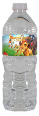 The Lion Guard water bottle labels