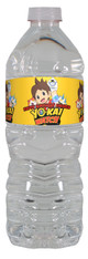 Yo Kai Watch water bottle labels