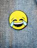 Emoji LOL Enamel Pin