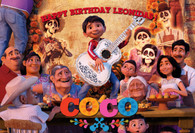 Coco Party Poster