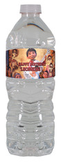 Coco Water Bottle label
