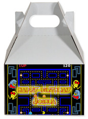 Pac-Man Arcade Game gable box
