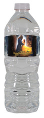 Beauty and the Beast 2017 movie water bottle labels