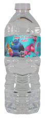 Trolls water bottle labels