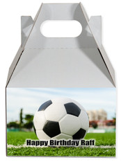 Soccer gable box
