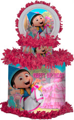 Agnes Despicable Me pinata