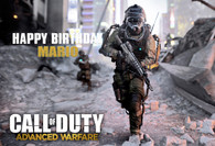 Call of Duty Advanced Warfare poster