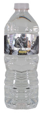 Call of Duty Advanced Warfare water bottle labels