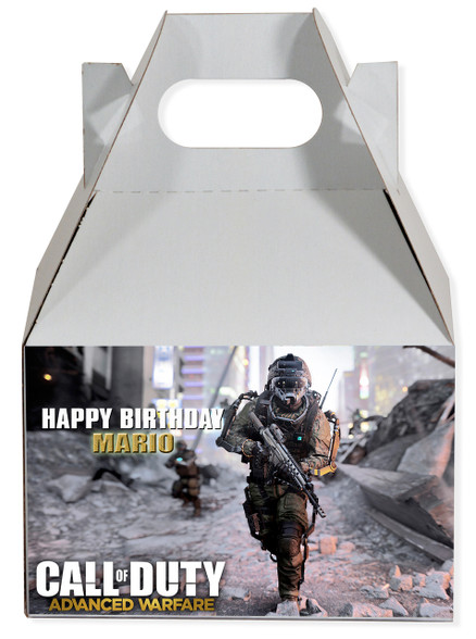 Call of Duty Advanced Warfare gable box