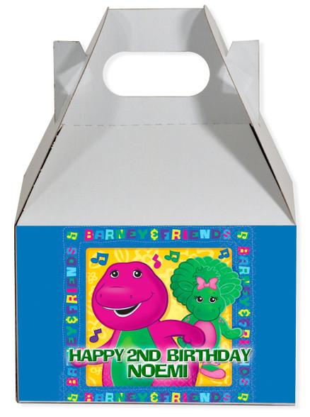 Barney gable box