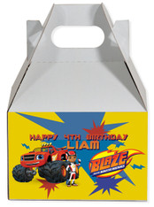 Blaze and the Monster Machines gable boxes