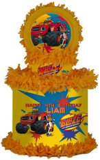 Blaze and the Monster Machines pinata