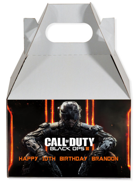 Call of Duty Black Ops 3 gable box